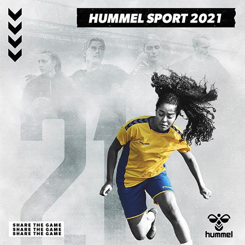 Brandneu - hummel Teamsport-Katalog
