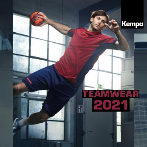 Brandneu eingetroffen - der Kempa Katalog 21!